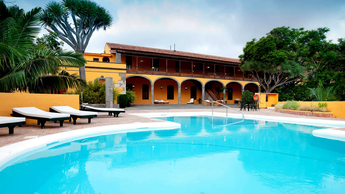 Hotel Rural La Hacienda del Buen Suceso 1